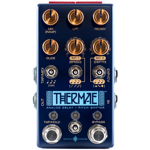 Chase Bliss Audio Thermae Analog Delay Pitch Shifter