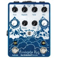 Avalanche Run Stereo Delay & Reverb with Tap Tempo