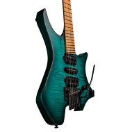 Strandberg Boden Fusion 6 Neckthrough Trans Teal